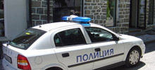 Two Romanian police officers arrived in Bansko for the ski season