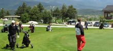 Golf Tournament in Razlog