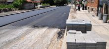 The Repaired Stretch of Road Razlog - Gotse Delchev Opens at End of October