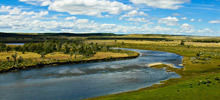 Rivers in the World, Longest Rivers -  Rio Grande River