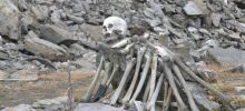 Giant Skeletons Found in Cave - The Greatest Mystery in the Himalayas - a Lake Filled with Skeletons