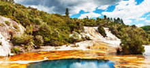 Lakes - World's most beatiful lakes -  Lake Rotorua