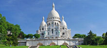 Churches, Cathedrals and Temples -  Sacré-Coeur Basilica