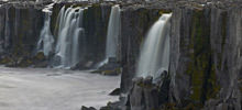 Waterfalls in the world, Beautiful waterfalls -  Selfoss