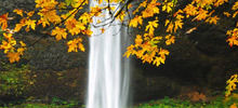 Waterfalls in the world, Beautiful waterfalls -  Silver Falls