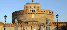Tombs -  San Angelo Castle - Castel Sant Angelo