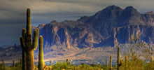 Most beautiful mountains  -  Superstition Mountains
