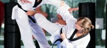 Cho Elite Tae Kwon Do Organizing a Children's Event in Razlog