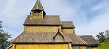Churches, Cathedrals and Temples -  Urnes Stave Church