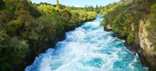 Rivers in the World, Longest Rivers -  Waikato River