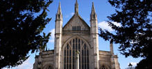 -  Winchester Cathedral
