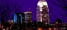 City of Arts -  Winston-Salem