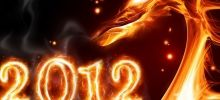 Chinese Zodiac Fire Dragon - The Year of the Black Dragon brings trials and tribulations