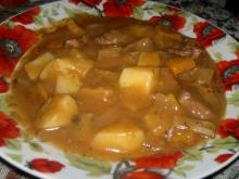 Mountain Village Pork Stew