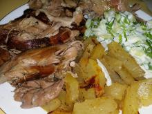 Tender Lamb Roast with Beer