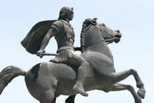 Childhood and success of Alexander the Great