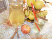 Healthy Apple Tea for Weight Loss