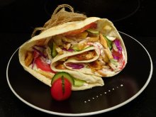 Home-Style Recipe for Extravagant Arabic Doner