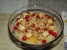 Ashure with Pomegranate