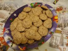 Grandma's Walnut Cookies