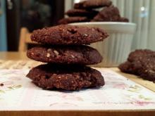 Almond-Cocoa Biscuits