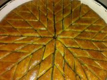 Baklava with Homemade Pastry Sheets