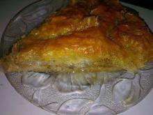 Baklava with Semolina and Walnuts