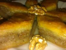 Rolled Out Baklava