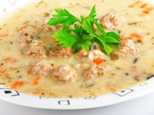 Favorite Meatball Soup
