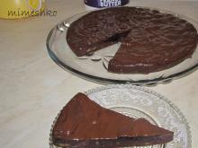 Banana-Cocoa Cake without Flour