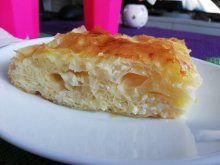Delicious and Easy Pie with Yeast