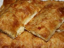 Crunchy Phyllo Pastries with Feta Cheese