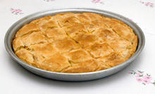 Phyllo Pastry with Apples