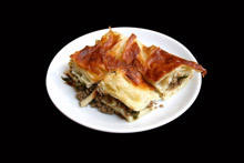 Meat Pie for Christmas
