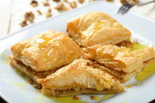French Baklava