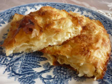 Phyllo Pastry with Feta and Butter