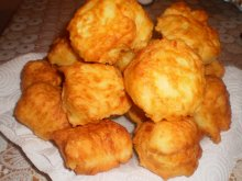 Quick Homemade Fritters