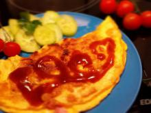 Very Quick, Easy and Tasty Omelette