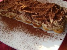 Biscotti Dessert with Mascarpone