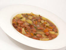 Bean and Potato Dish