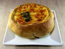 Bohcha (Stuffed Bread)