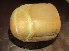 Plain Bread in a Bread Maker