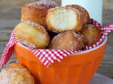 Simple Homemade Donuts