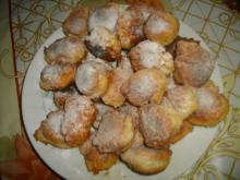 Fritters with Baking Soda