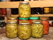 Green Bean Preserves
