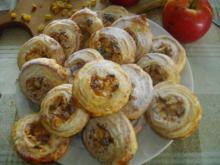 Puff Pastry Stumps