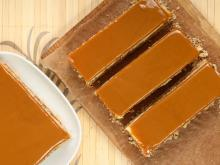 Caramel Blocks