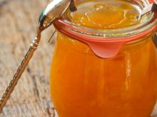 Peach and Melon Jam