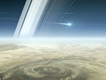 Space Sensation! Cassini Dives Between Saturn's Rings
