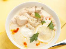 Porridge with Chicken Meat